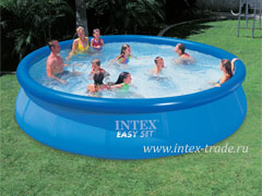 Надувной бассейн Intex Easy Set Pool 28160, 457 х 91 см