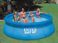 Надувной бассейн Intex Easy Set Pool 28144, 366 х 91 см